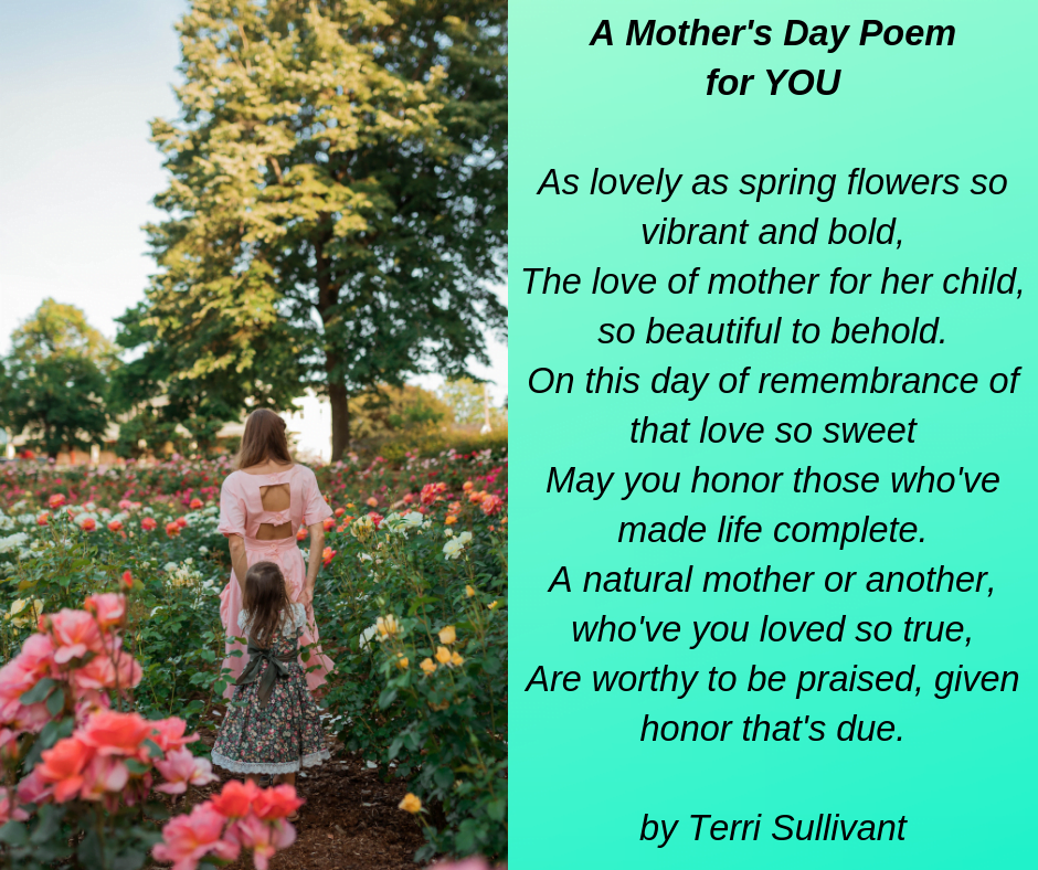 A Mothers Day Poem for You